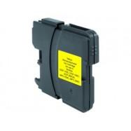 Brother LC-980/LC-1100 žlutá (yellow) kompatibilní cartridge