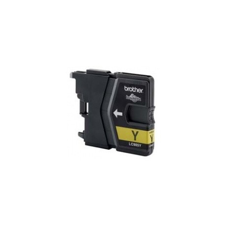 Brother LC-985 žlutá (yellow) kompatibilní cartridge