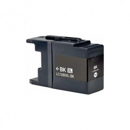 Brother  LC-1280Bk černá kompatibilní cartridge