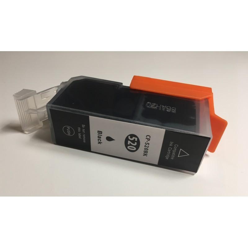 Canon PGI-520Bk černá kompatibilní cartridge
