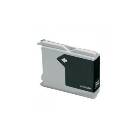 Brother LC-970 / LC-1000Bk černá kompatibilní cartridge