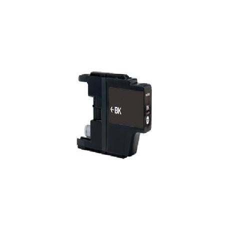 Brother LC-1240 černá kompatibilní cartridge