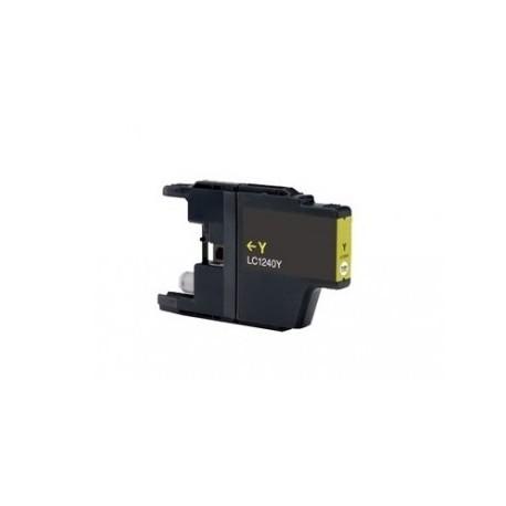 Brother LC-1240 žlutá (yellow) kompatibilní cartridge