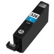 Canon CLI-526C azurová, kompatibilní cartridge