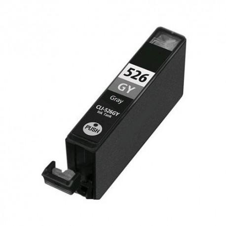 Canon CLI-526Gy šedá, kompatibilní cartridge