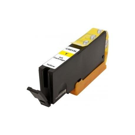 Canon CLI-551XL žlutá (yellow) kompatibilní cartridge