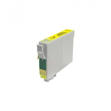 Epson T0484 žlutá (yellow) kompatibilní cartridge