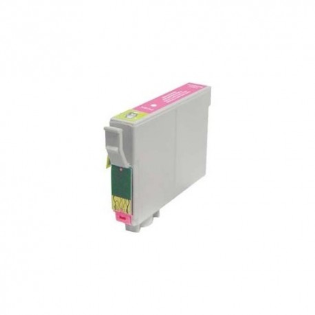Epson T0486 světle purpurová (light magenta) kompatibilní cartridge