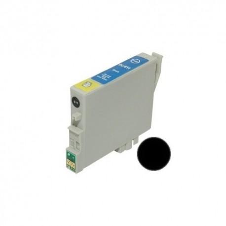 Epson T0611 černá kompatibilní cartridge