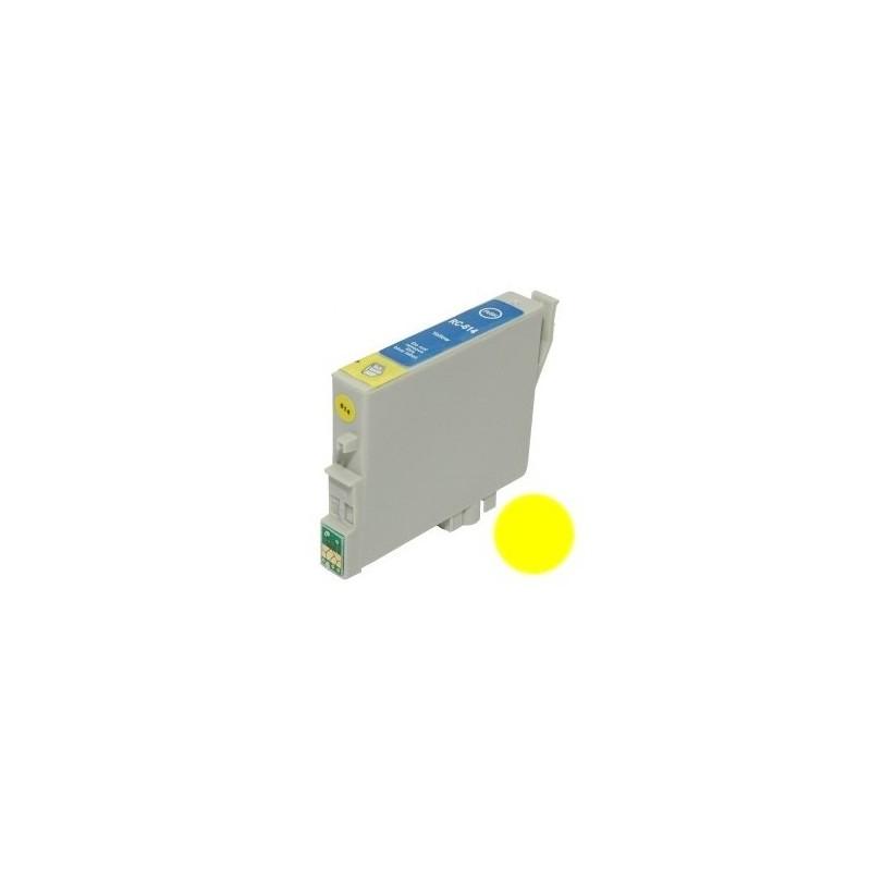 Epson T0614 žlutá (yellow) kompatibilní cartridge