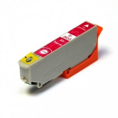 Epson T2633 XL purpurová (magenta) kompatibilní cartridge