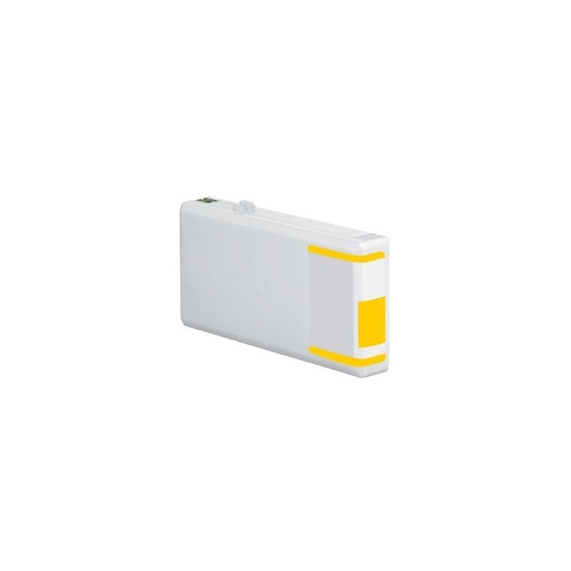 Epson T7014 žlutá (yellow) kompatibilní cartridge