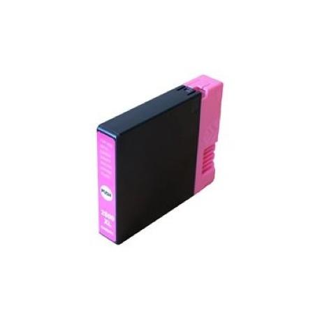 Canon PGI-2500 XL purpurová kompatibilní cartridge