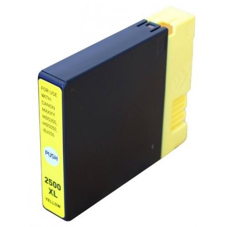 Canon PGI-2500 XL žlutá kompatibilní cartridge