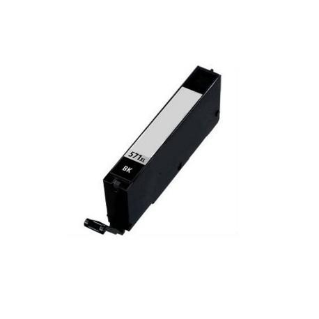 Canon CLI-571XL černá kompatibilní cartridge
