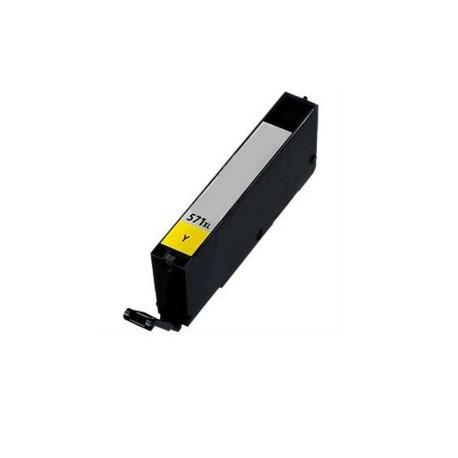 Canon CLI-571XL žlutá kompatibilní cartridge