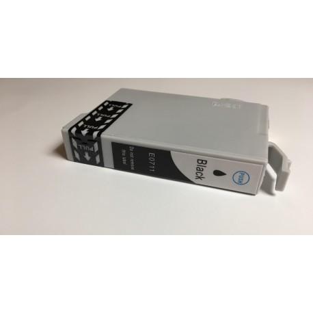 Epson T0711 černá kompatibilní cartridge