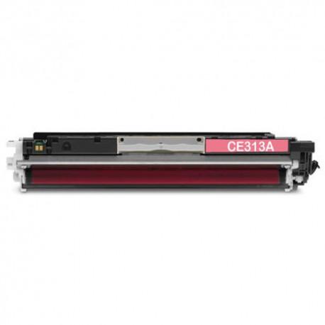 HP CE313A Kompatibilní Toner-Magenta