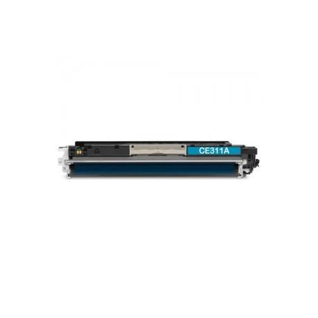 HP CE311A Kompatibilní Toner-Cyan