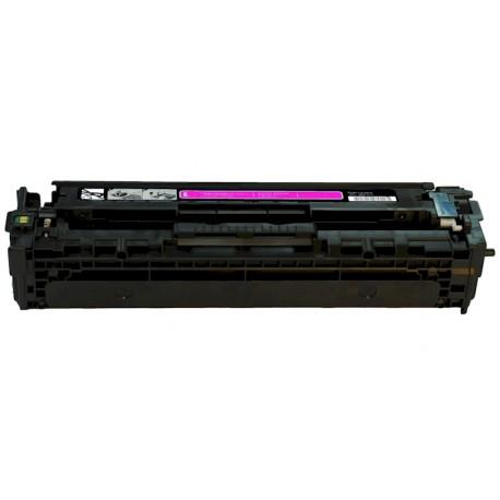HP CB543A kompatibilní toner-purpurová