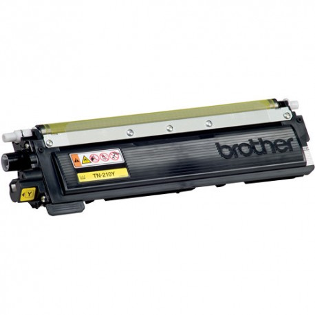 BROTHER TN210Y Kompatibilní Toner-Yellow
