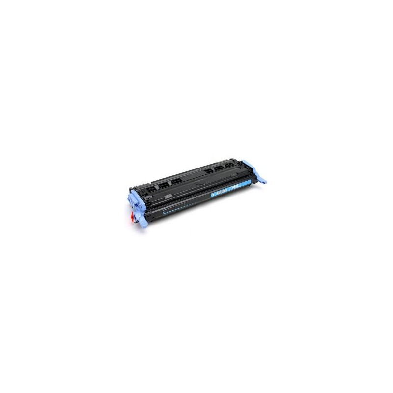HP 124A Q6001A azurový (cyan) kompatibilní toner