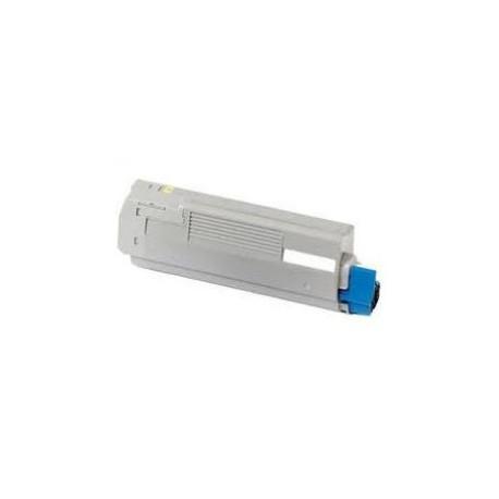 OKI 43865721 pro C5850, C5950, MC560 žlutý (yellow) kompatibilní toner