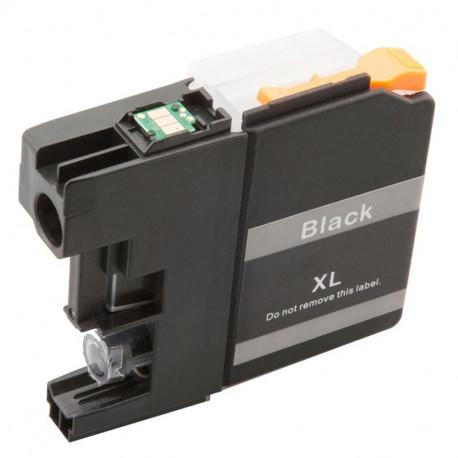 Brother LC-3219XLBk (LC-3219Bk, LC-3217, LC-3217Bk) černá (black) - kompatibilní inkoustová náplň (cartridge)