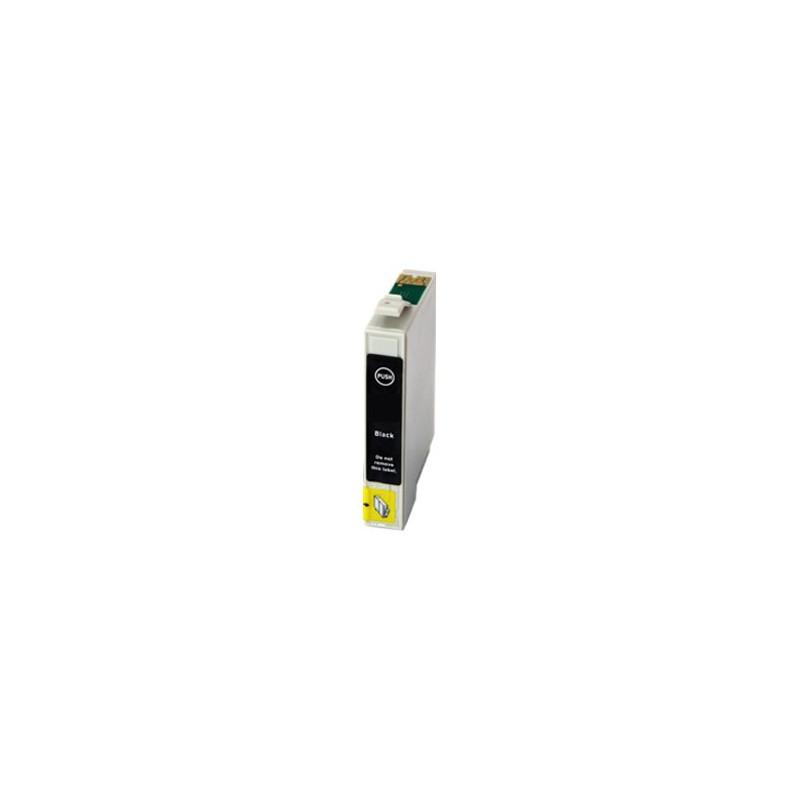 Epson 502XL (C13T02W14010) černá (black) - kompatibilní inkoustová náplň