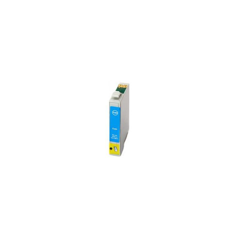 Epson 502XL (C13T02W24010) modrá (cyan) - kompatibilní inkoustová náplň