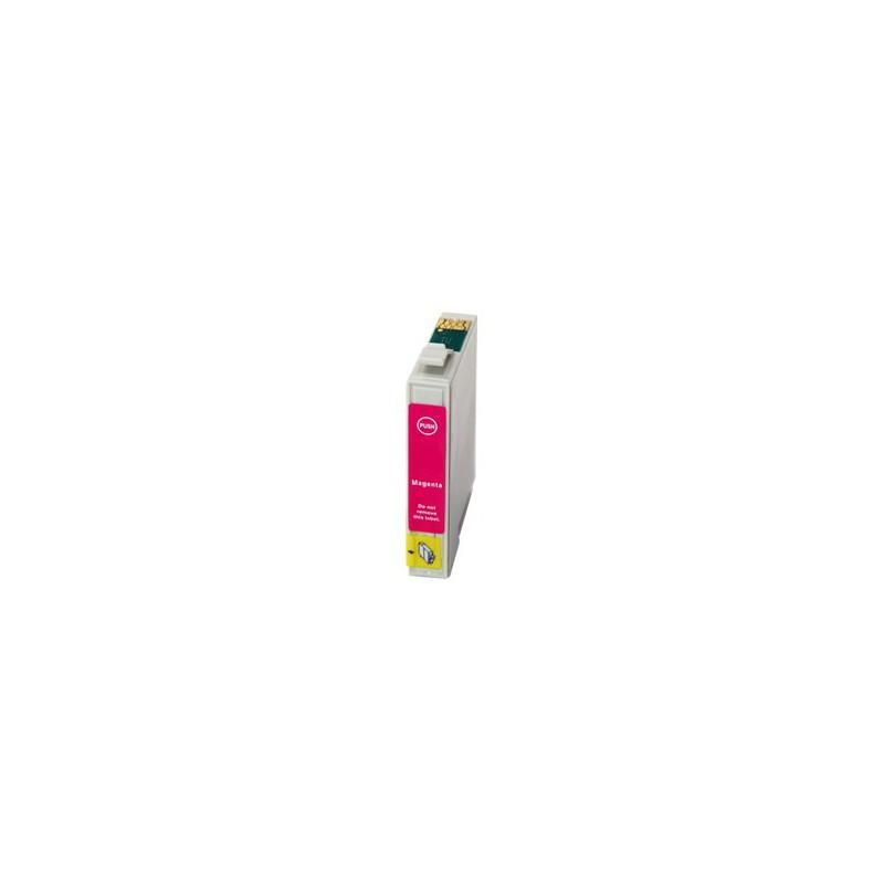 Epson 502XL (C13T02W34010) červená (magenta) - kompatibilní inkoustová náplň