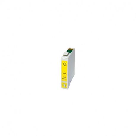 Epson 502XL žlutá (yellow) - kompatibilní inkoustová náplň