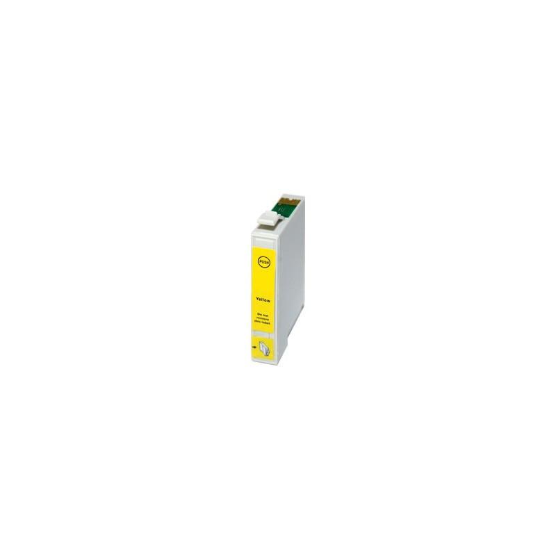 Epson 502XL (C13T02W44010) zlutá (yellow) - kompatibilní inkoustová náplň